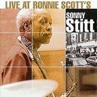 SONNY STITT Live at Ronnie Scott's (aka Sonny's Blues) album cover